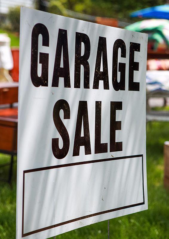 City Garage Sales