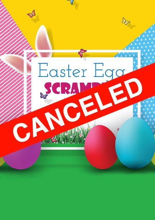 Easter Egg Scramble - CANCELLED