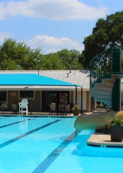 Live Oak City Pool Opening