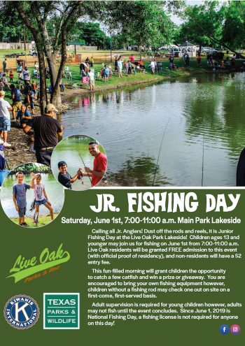 Jr. Fishing Day