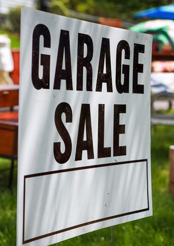 City Garage Sales