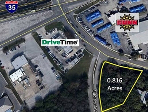 Judson Rd Business Zoned Property