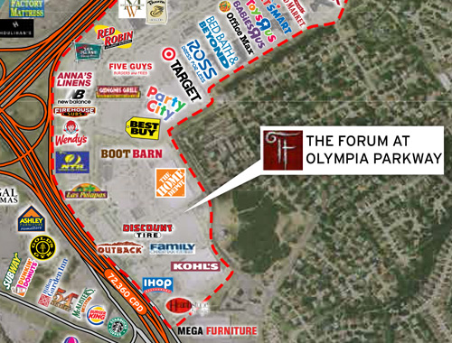 The Forum at Olympia Parkway