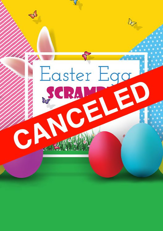 Easter Egg Scramble - CANCELLED