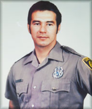 Officer Alfredo F. Araiza
