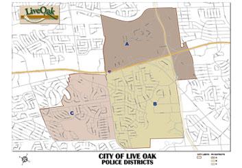 City of Live Oak - Police