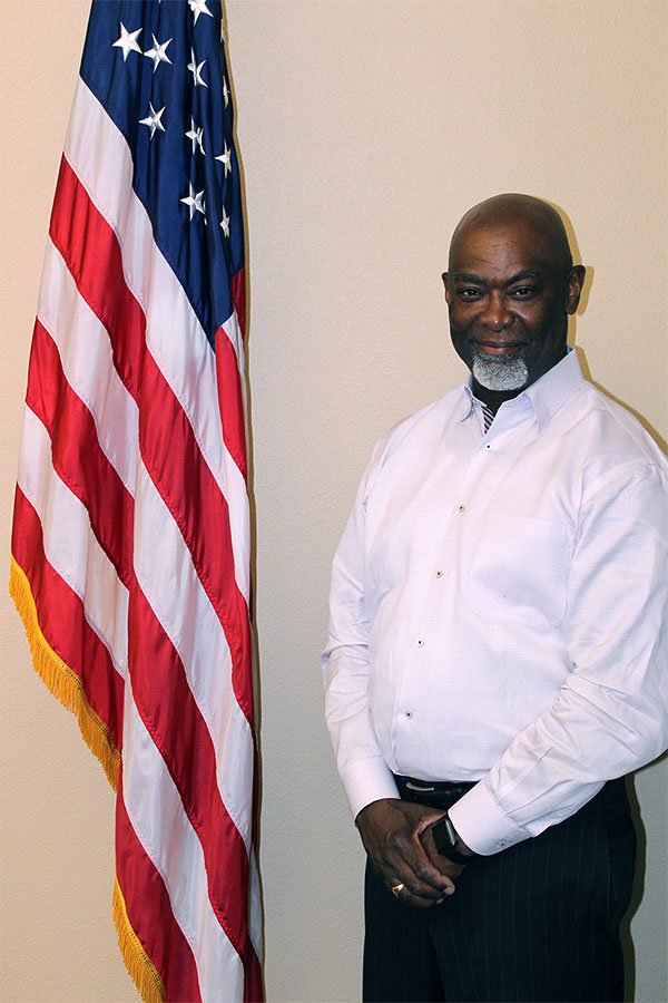Councilman Ramon Norris Jr.